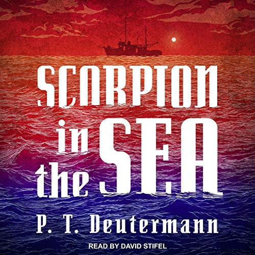 Scorpion in the Sea  By  cover art