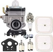 Mannial A021000460 Carburetor Carb fit Shindaiwa 81742 AH242 AHS242 C242 T242X T242 LE242 String Trimmer 22.5cc 23cc ZENOAH G23LH & G2D Goped Engines Replace WYJ-138 WYK-186 WYK-196