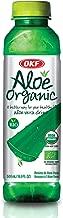 OKF Organic Aloe Vera Drink, 16.9 Fluid Ounce (Pack of 20)
