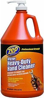 Zep Heavy Duty Orange Hand Cleaner, 128 oz