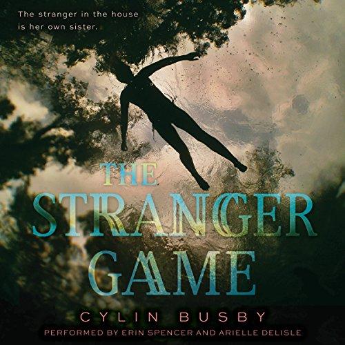 The Stranger Game audiobook cover art