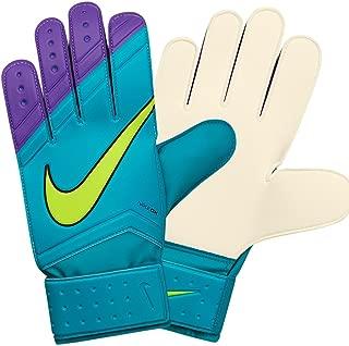 NIKE Match Goalkeeper Training Gk Gloves - Blue LAGOON AND PURPLE (7)