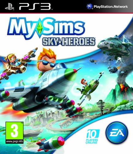 MySims: SkyHeroes [PEGI] [Edizione: Germania]