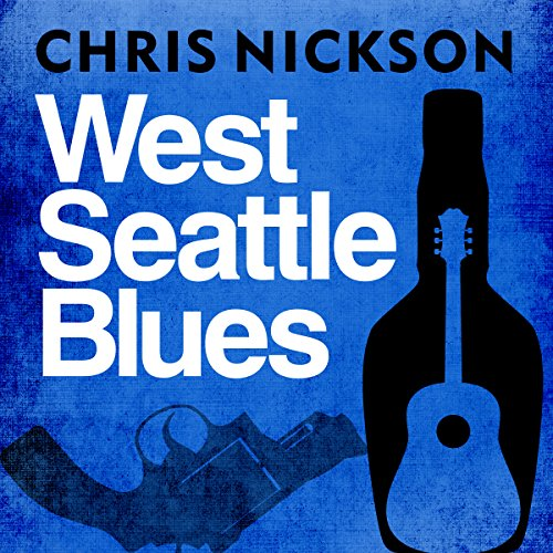 West Seattle Blues audiobook cover art