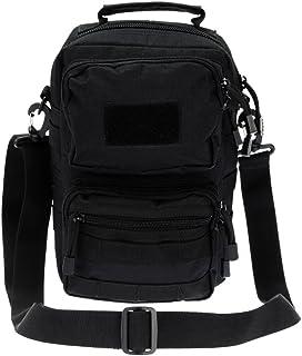 Outdoor Tactical Shoulder Bag Pack Adjustable Crossbody Bag Sling Bag for Camping & Hunting