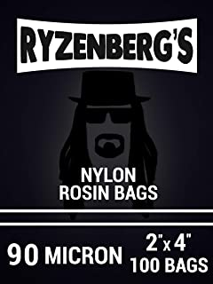 Rosin Press Bags/Rosin Filters (90 Micron/90u) 2