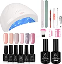 Best using gel nail polish Reviews