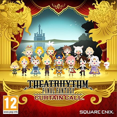 TheatRhythm Final Fantasy Curtain Call (Nintendo 3DS) [Importación Inglesa]
