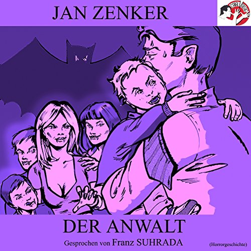 Der Anwalt audiobook cover art