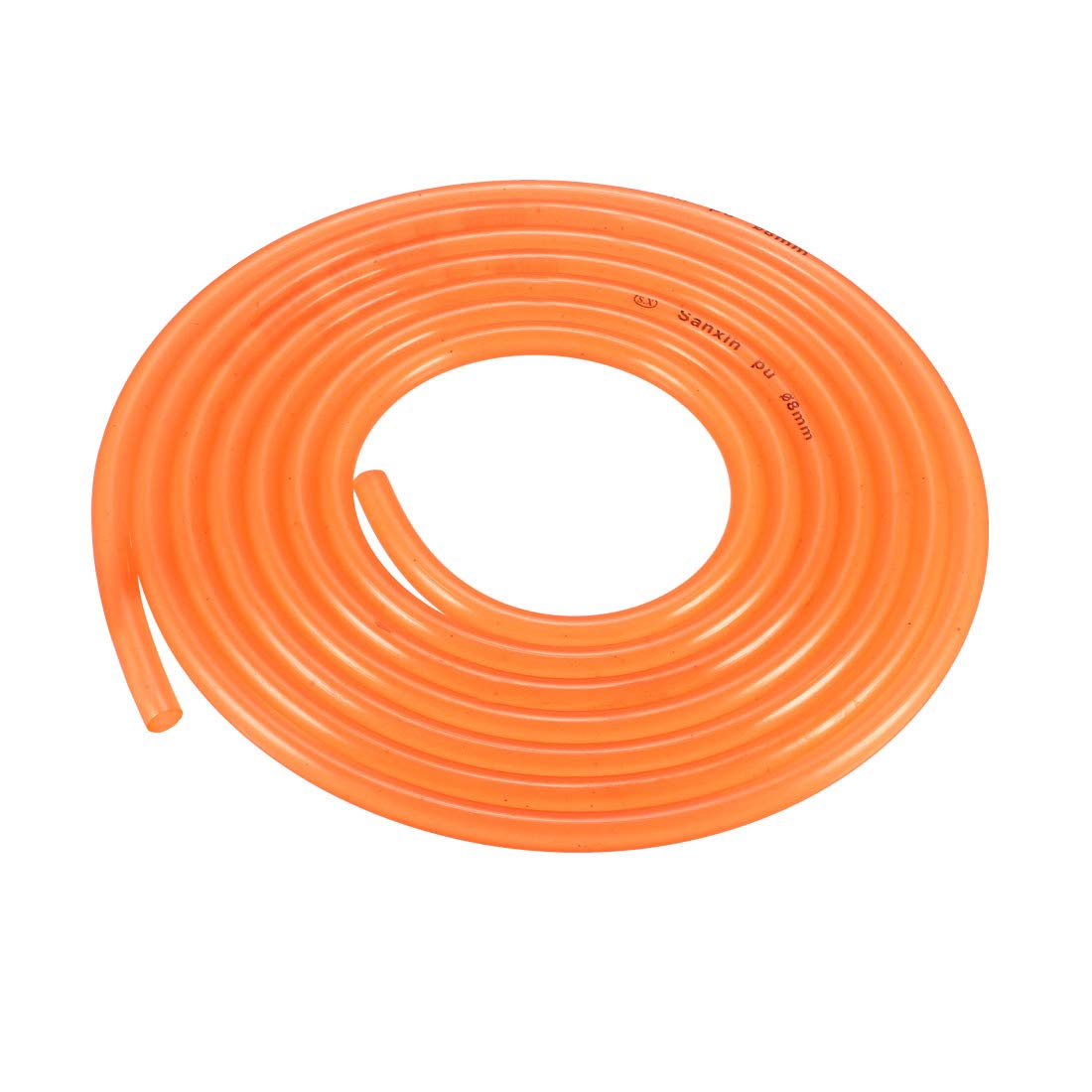 uxcell 10ft OFFicial store 8mm PU Transmission Belt Round Max 74% OFF Uret High-Performance
