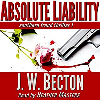Absolute Liability audiobook cover art
