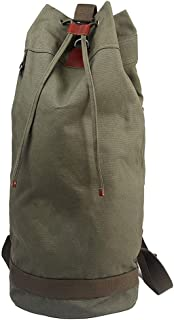 SAIPULIN Travel Laptop Backpack Water Resistant Laptop Laptops/Anti-Theft Travel Backpack Laptop Backpack Leisure Sports Backpack Student Bag Fashion Trend Backpack (Color : Green)