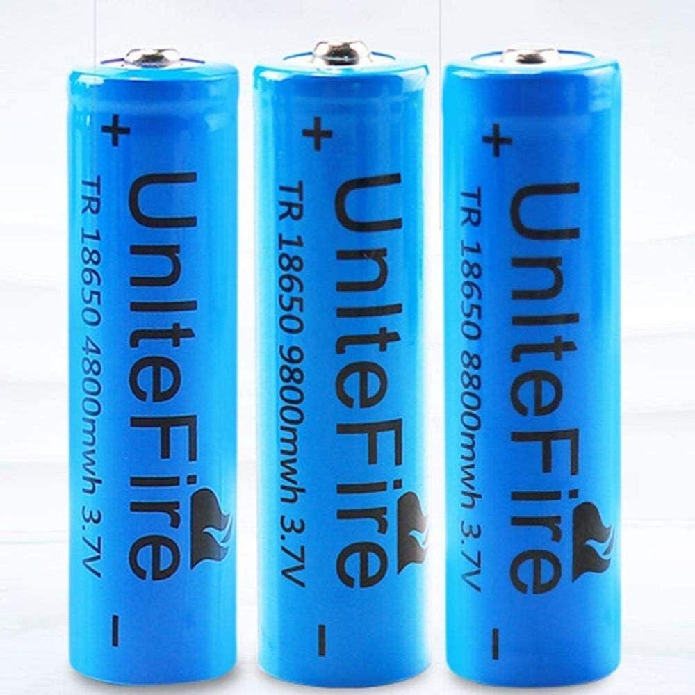 18650 Sale Rechargeable Battery 9800 Lithium Blue mAh Fashion Ba