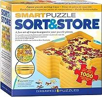 Eurographics 8955-0105 Smart-Puzzle Sort & Store Jigsaw Accessory