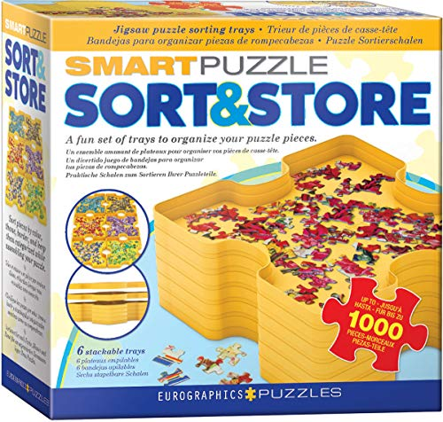 EuroGraphics Smart-Puzzle Sort & Store Jigsaw Puzzle Accessory Now $6.68 (Was $20.79)