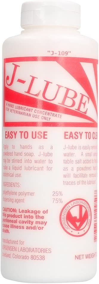 J-Lube OB Max 61% OFF In a popularity Lubric.Pwd 10Oz