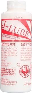 J Lube Powder vit, lube, 284 g