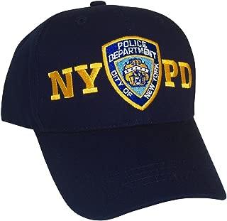 NYPD Baseball Cap - New York City Police Department