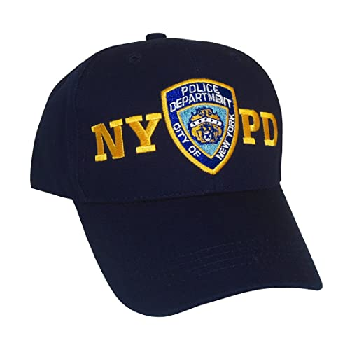 3e2c4d9f2 NYPD Baseball Cap - New York City Police Department