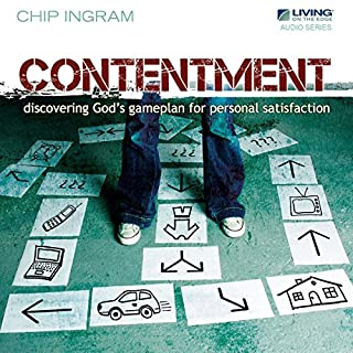 Contentment audiobook cover art