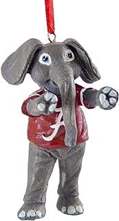Big Al Alabama Mascot Ornament 3.5