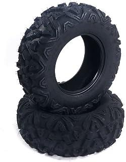 Brand New Kenda K299 Bear Claw ATV Tires 25//800-12 2