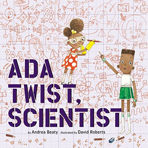 Ada Twist, Scientist cover art