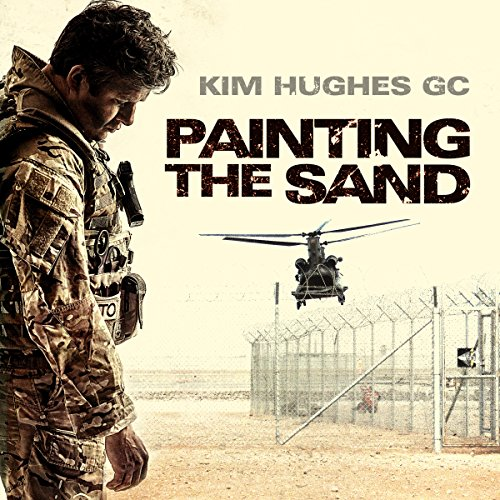 Painting the Sand audiobook cover art
