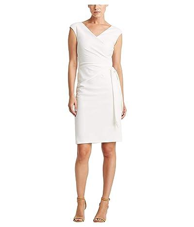 LAUREN Ralph Lauren Cleonie Dress (Cream) Women