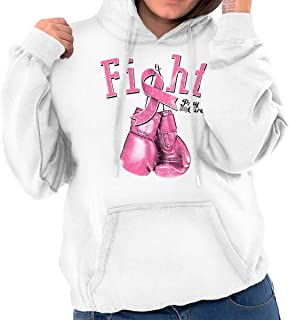 Fight Battle Breast Cancer Awareness Gift Hoodie