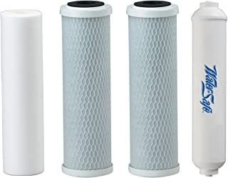5 Stage Reverse Osmosis Replacement Filter Pack
