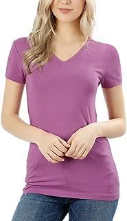 Best mauve color t shirt Reviews
