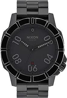 Men's Quartz Watch with Black Analogue Quartz Stainless Steel A506SW2242 Ranger Imperial Pilot and 00