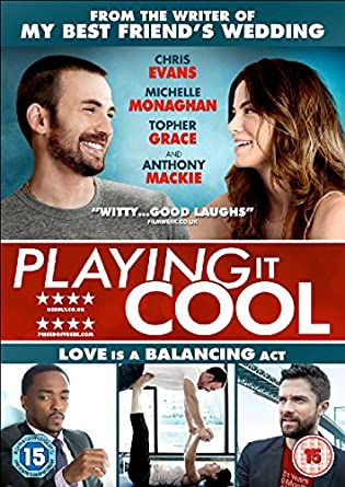 Playing It Cool [DVD] [Reino Unido]
