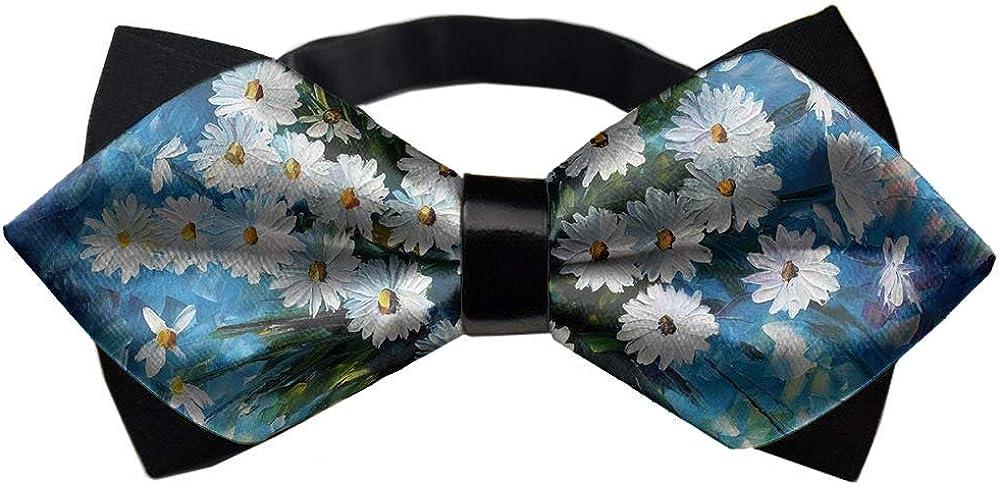Men's Creative Bowtie Gift, Adjustable Bowtie Wedding Concert Festival Necktie