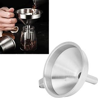 Uxsiya Entonnoir à main - Farine d'entonnoir liquide pour eau (Medium 13 cm)