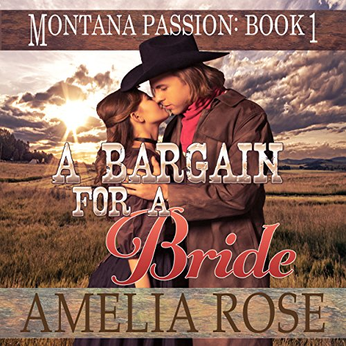 A Bargain for a Bride audiobook cover art