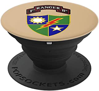1st Battalion - 75th Ranger Regiment - PopSockets Grip and Stand for Phones and Tablets