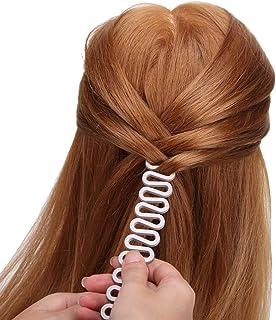 Xiton 1pc Magico Herramientas de peinado Accesorios de Peinado Hacedor Braid Cabello Trenzado Peinado Clip Herramientas para Niñas Mujeres