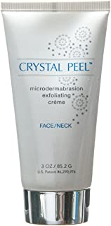 Crystal Peel Microdermabrasion Exfoliating Creme, 3 Ounce