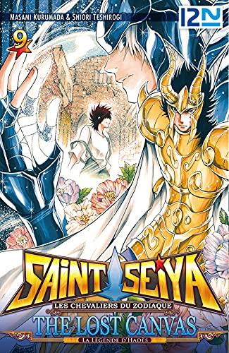 Saint Seiya - Les Chevaliers du Zodiaque - The Lost Canvas - La Légende d'Hadès - Tome 04
