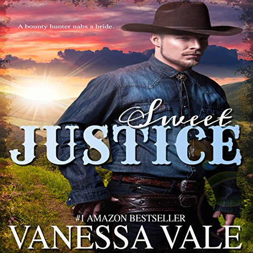 Sweet Justice audiobook cover art