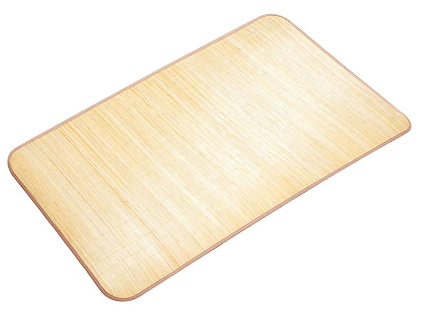 解くかみそり移住する籐本手織り あじろ編み表皮シーツ 90*180㎝ SAB90QBE