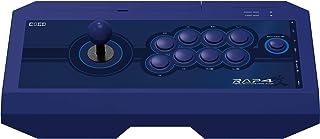 HORI HORI Real Arcade Pro 4 Kai (Blue) for PlayStation 4, PlayStation 3, and PC - PlayStation 4 ブルー 【平行輸入品】
