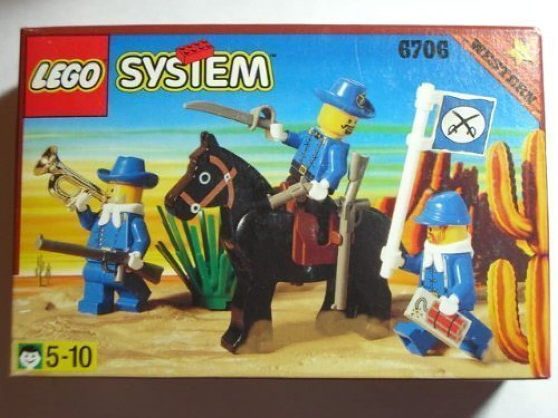 Lego Western Wild West Set  6706 Frontier Patrol