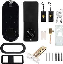 Betrouwbaar deurslot Smart Deurslot Biologische Vingerafdruk Key Wachtwoordkaart TTLOCK-app Ontgrendel Home Hotel Apartmen...