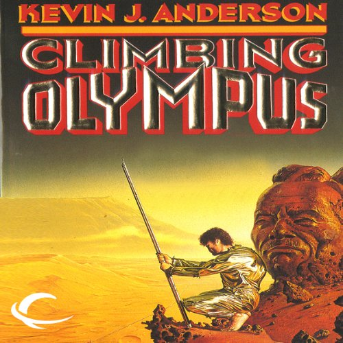 Climbing Olympus audiobook cover art