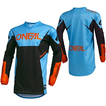 ONeal Element Jersey Ride Mens Black//Blue, S