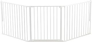 Baby Dan - Barrera de seguridad modulable flex l - blanco