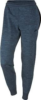 Nike Tech Knit Pants - Womens Squadron Blue/Black